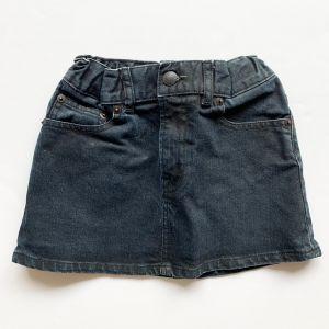 jupe en jeans 8/9 ans