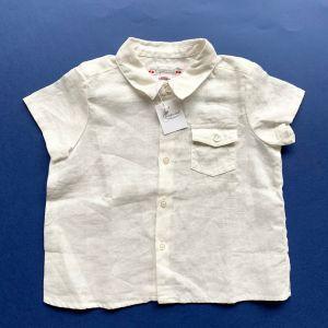 chemisette neuve 18 mois
