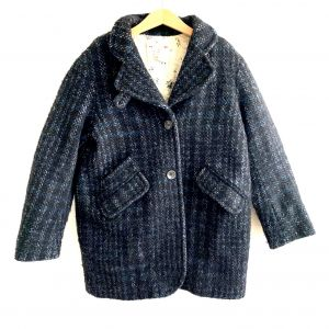 Manteau laine 10 ans