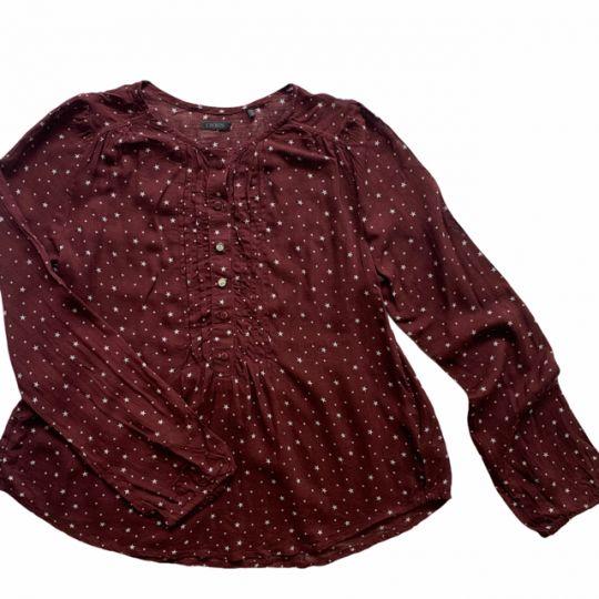 blouse 10 ans