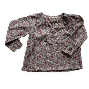 blouse Liberty 3 ans