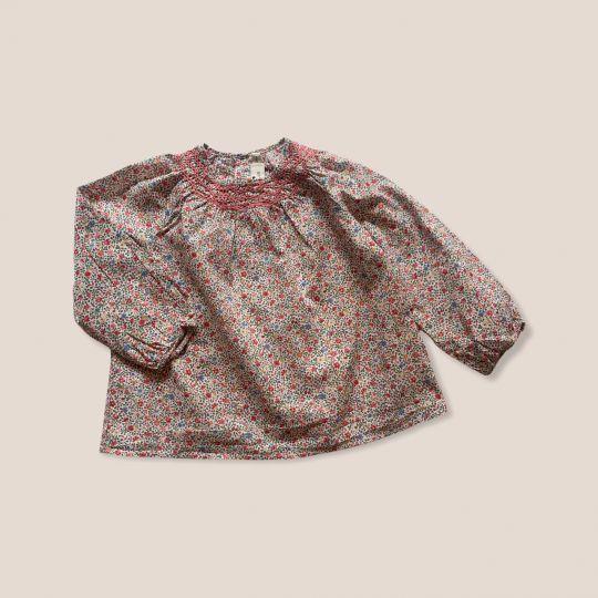 blouse Liberty 24 mois