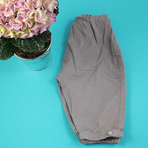 pantalon fin greige 1 an