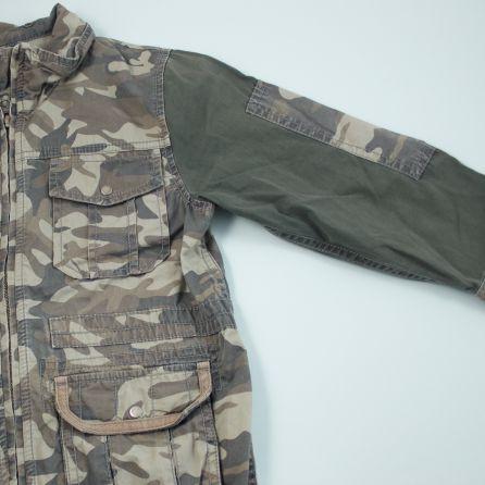 Veste camouflage 6 ans