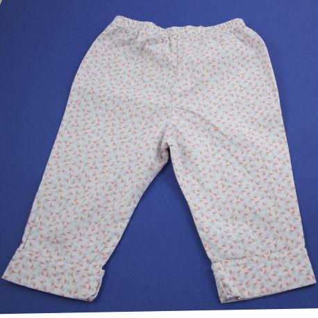 Pantalon à motifs 12 mois