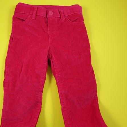 Pantalon velours 2 ans