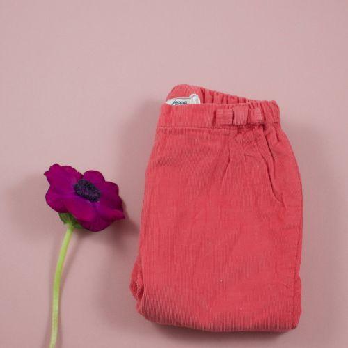 Pantalon en velours 12 mois