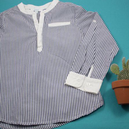 blouse rayée 5 ans