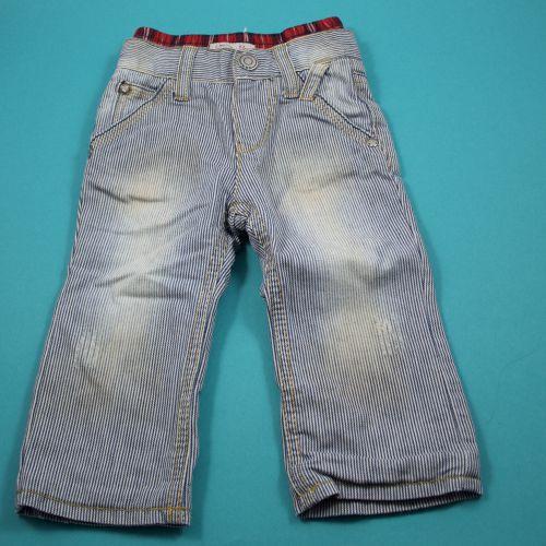 Pantalon rayé 3 mois