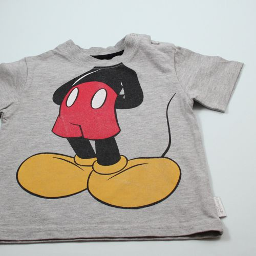 teeshirt Mickey 9-12 mois
