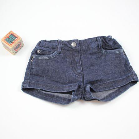 Short en jeans 4 ans