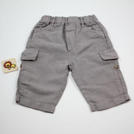 Pantalon en lin 3 mois