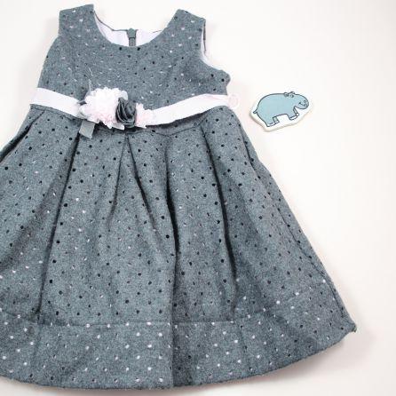 robe en feutrine 9 mois