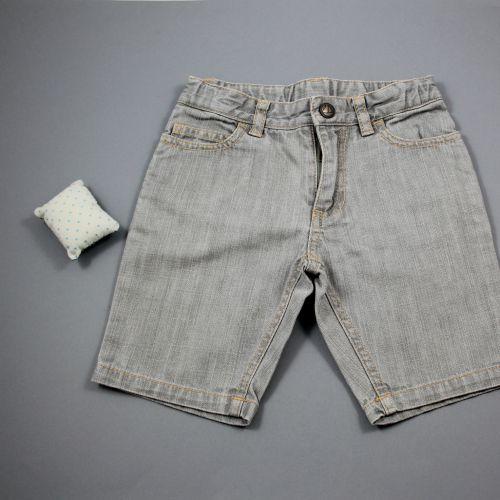 bermuda en jean 3 ans