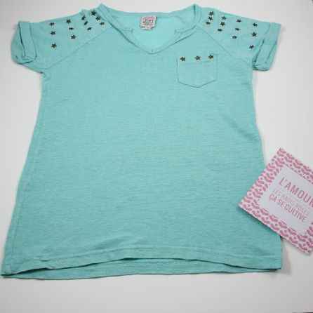 Tee-shirt en lin 10 ans