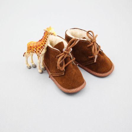 chaussons fourrés 16/17