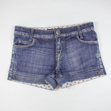 Short en jeans 8 ans