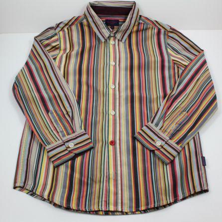 Chemise rayée 6 ans