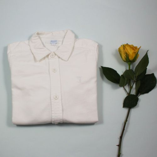 Chemise blanche 3 ans
