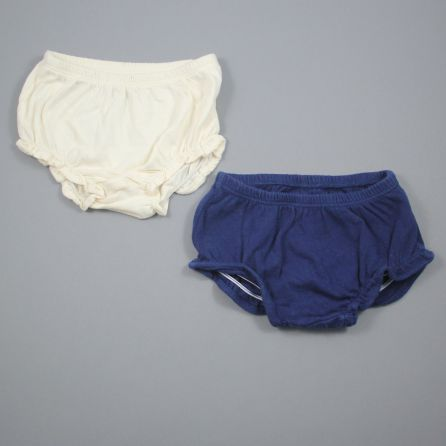 Lot de 2 bloomers 3/6 mois