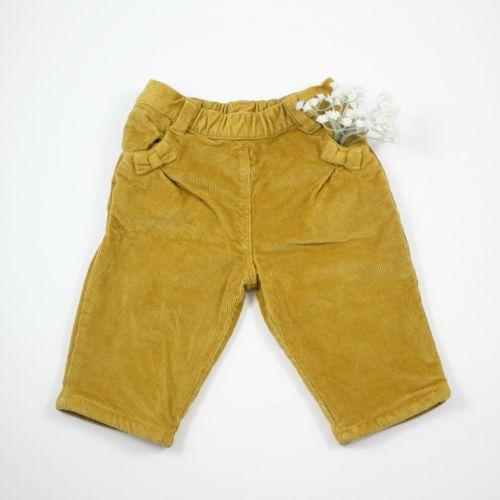 Pantalon en velours 3 mois