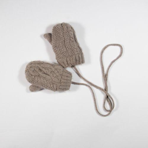 mouffles chaudes 6/12 mois