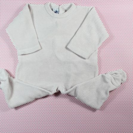 pyjama éponge 12 mois