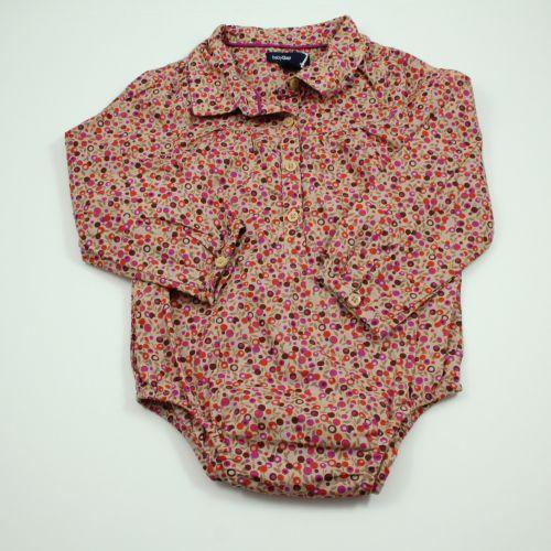 body-blouse 18/24 mois