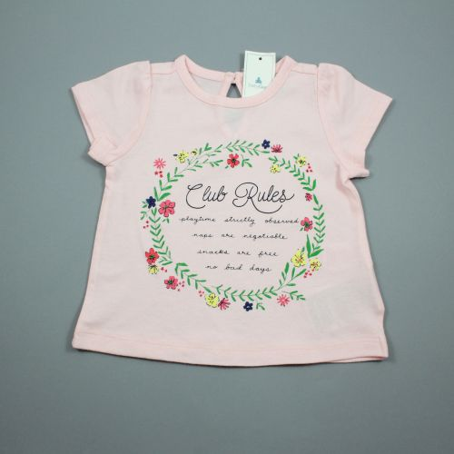 tee-shirt neuf 3/6 mois