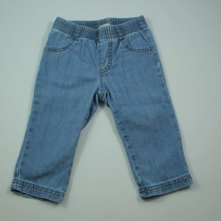 jeans souple 6/9 mois