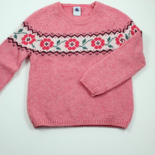 pull d'hiver 4 ans