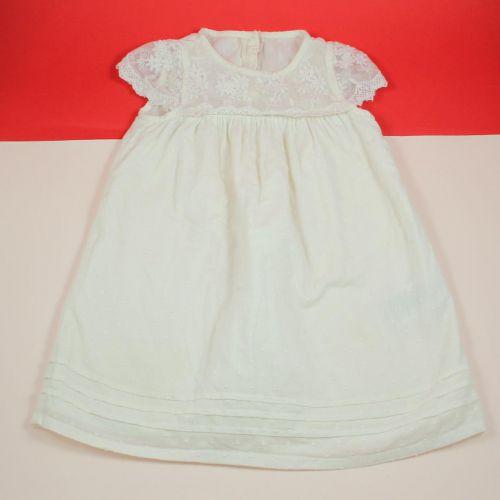 robe plumetis 18 mois