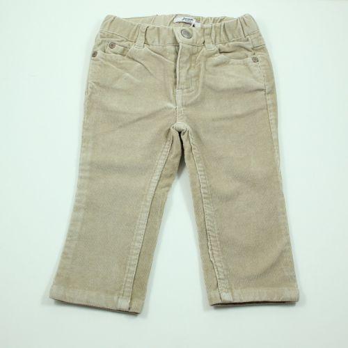 jeans velours 12 mois