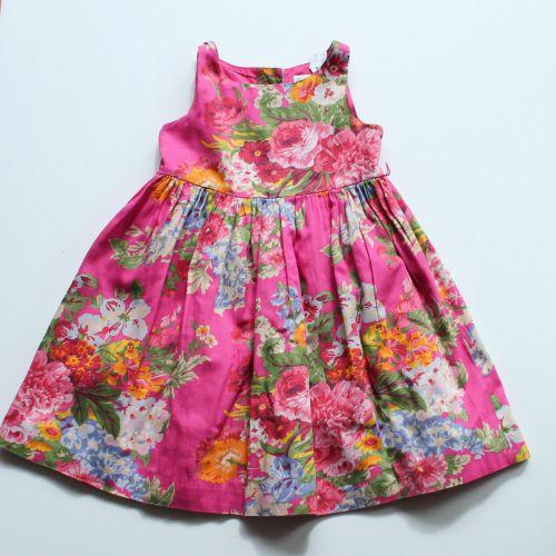 robe et bloomer 18 mois