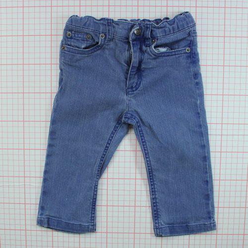 jeans bleu 12 mois